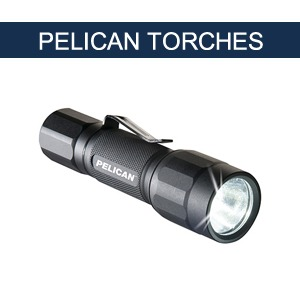 Pelican Torches, Flashlights, Safety Lamps - Qld Protective Cases - Brisbane