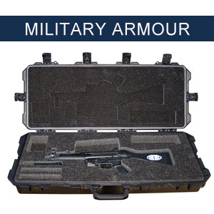 Pelican Military Cases - Qld Protective Cases - Pelican Stockist Qld