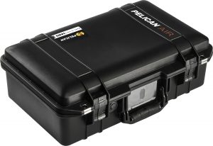 Pelican 1485 Air Case - Black - Qld Protective Cases, Brendale, Queensland