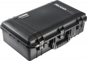 Pelican 1555 Air Case - Black - Qld Protective Cases, Brisbane