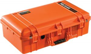 Pelican 1555 Air Case - Orange - Qld Protective Cases