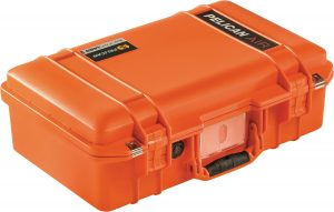 Pelican 1485 Air Case - Orange - Qld Protective Cases, Brendale, Queensland