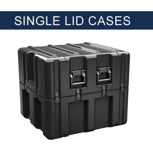 Pelican Single Lid Cases - Qld Protective Cases - Pelican Stockist Brisbane