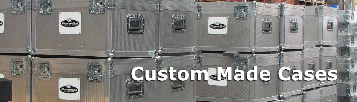 Customised Cases built by Qld Protective Cases, Brendale, Queensland