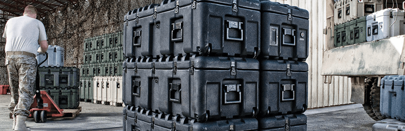Pelican ISP Cases, Inter Stacking Patterns - Pelican Stockists