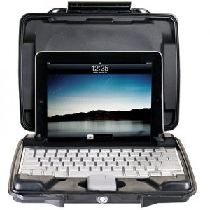 Pelican i1075 watertight hard shell ipad case, Qld Protective Cases