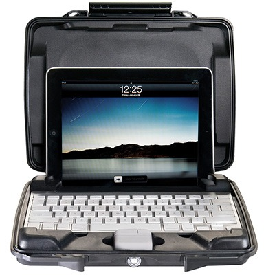 Pelican i1075 watertight hard shell ipad case, Qld Protective Cases