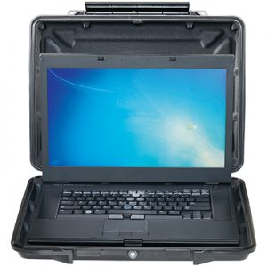 Pelican watertight laptop protective case, Qld Protective Cases, Brisbane