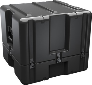 Pelican AL2221-0614 Cube Single Lid Case