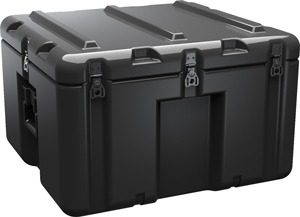 Pelican AL2221-1202 Cube, Single Lid Case
