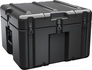 Pelican AL2221-1024 Cube Single Lid Case