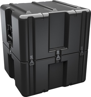 Pelican AL2221-1214 Cube - Single Lid Case