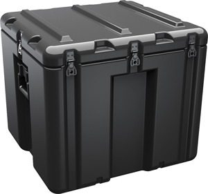 Pelian AL2221-1802 Cube - Single Lid Case