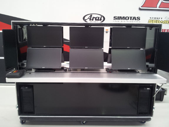 Data Case Tekno Motorsport-Custom Built Cases - Qld Pro Cases