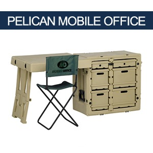 Pelican Mobile Office - Queensland Protective Cases, Brendale Qld