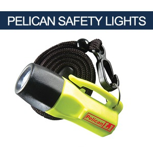 Pelican Safety Lights - Queensland Protective Cases Qld