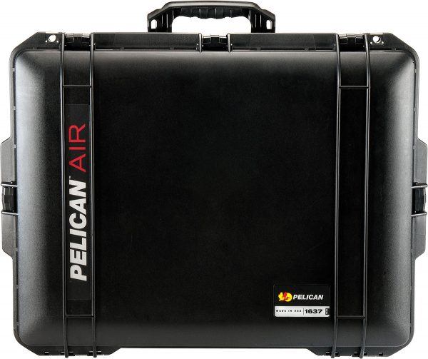 Pelican 1637 Air Case is a deep, rolling travel case available from Qld Protective Cases located in Brendale, Brisbane.