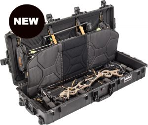 Pelican™ Air 1745 Bow Case available from Qld Protective Cases, Brendale, Brisbane