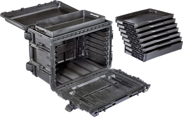 Pelican 0450 Mobile Protector Tool Chest Case, buy from Qld Protective Cases located at Brendale, Brisbane Qld