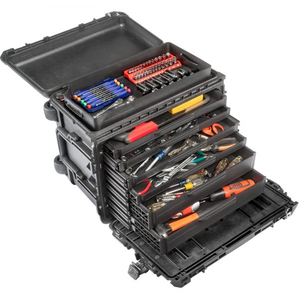 Pelican 0450 Mobile Protector Tool Chest, buy from Qld Protective Cases located at Brendale, Brisbane Qld