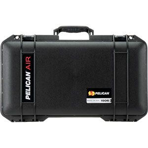 Pelican 1506 Air Case Long Deep Case available from Qld Protective Cases Brisbane